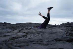 Stuck in the Galapagos Islands