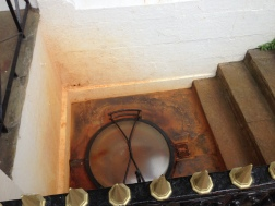 The Chalybeate Spring - Discovered in 1606.