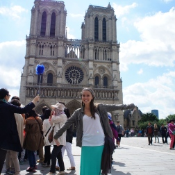 Exploring Cathedral Notre Dame