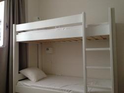 My hostel bed