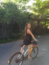 So much biking! One of my favorite past times..